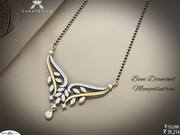 Adorable,  Seasonable and Trendy Mangalsutra at the Lowest Price