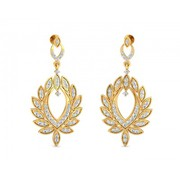 Exclusive Designer Gold Earrings for Women at Jewelslane