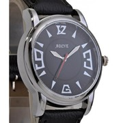 Adine Admirable Black Round Dial luxury watches For Men - xclusiveoffe