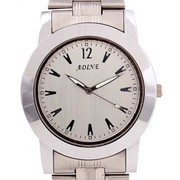 Adine Brilliant Silver Dial Watch Perfect for Everyday Wear