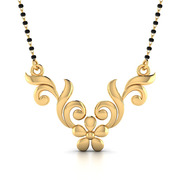 Most Designers are Now Promoting Gold Mangalsutra