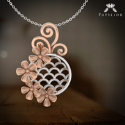 Buy Latest Style of Gold Pendants at Discounted Price