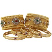 Buy Bangles And Bracelets Online In India