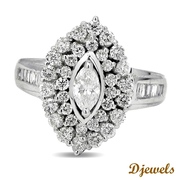 Daimond Engagement Ring Trini