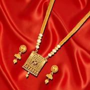 Best Deal on Necklaces Visit Mirraw.com