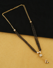 Check out the wide range of Short Mangalsutra and Mini Mangalsutra