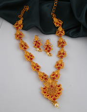 Buy Choker Designs Online at Best Price by Anuradha Art Jewellery